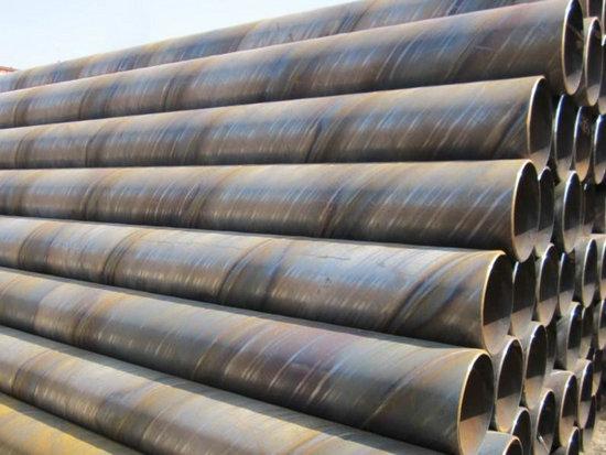 吐魯番地區市政排水管道用螺旋焊接鋼管生產價格
