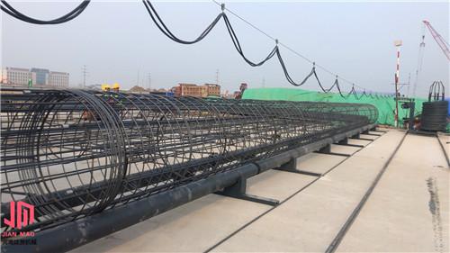 乌海盘双丝钢筋笼滚焊机结构及参数