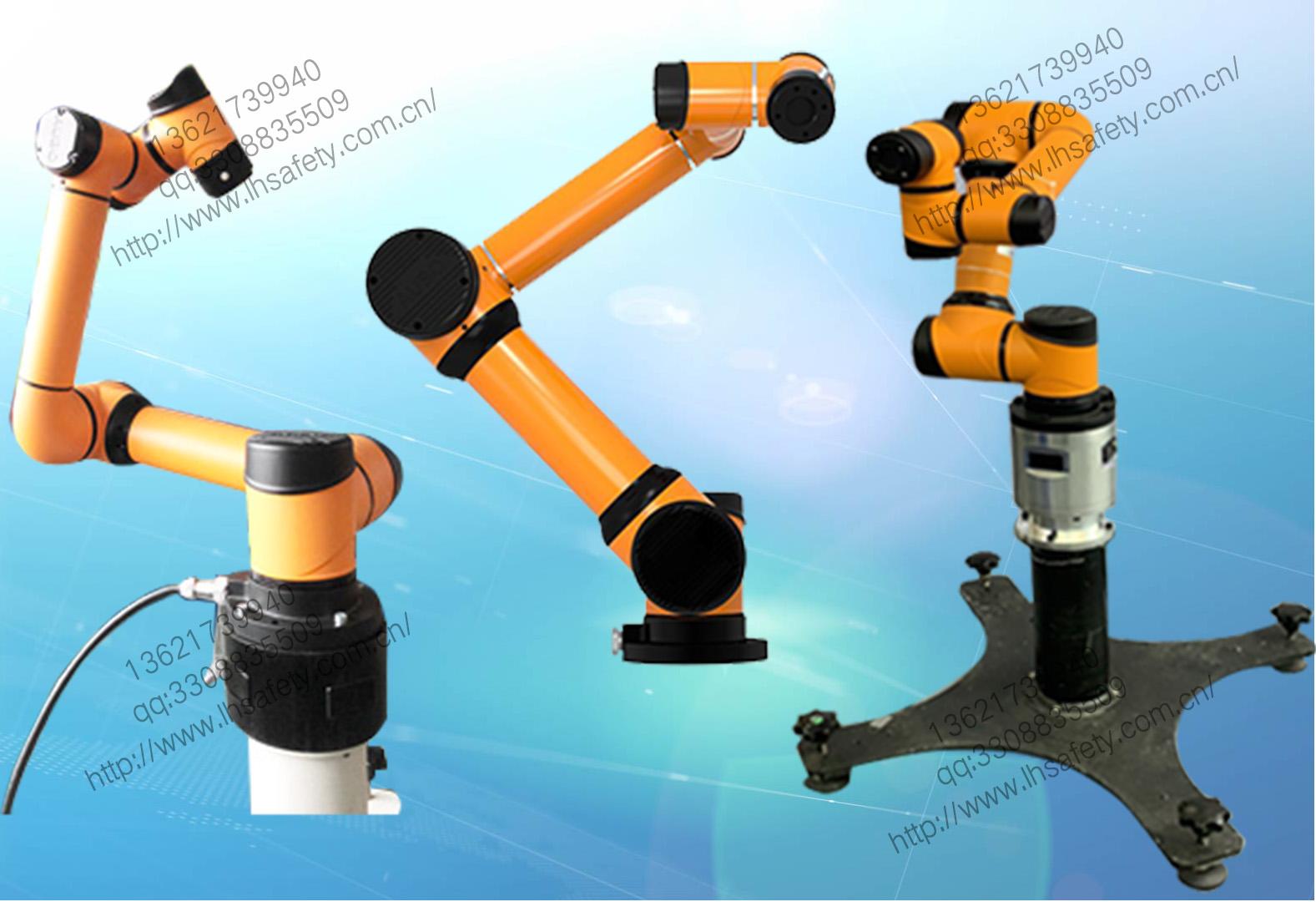 360°协作机器人预警系统LHS焊接喷涂码垛搬运装配检视机器人