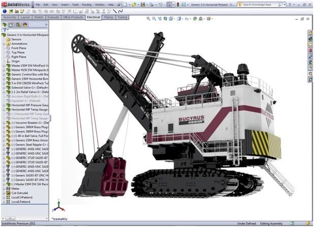 上海SolidWorks工业设计软件