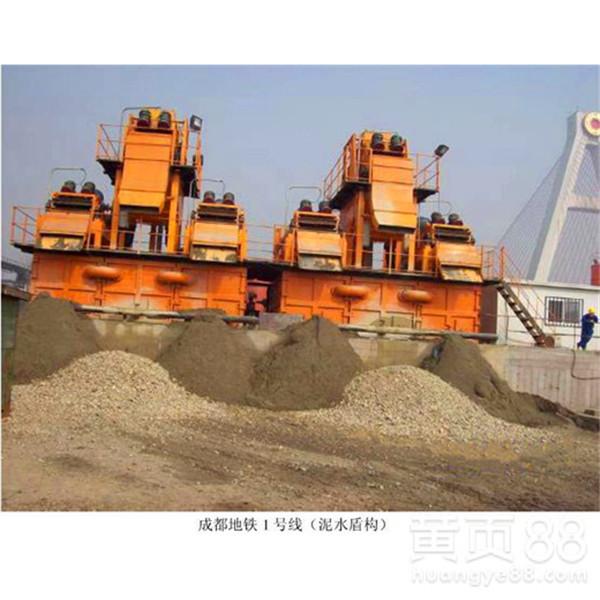 桥梁打桩工程沙石过滤装置有哪些品牌