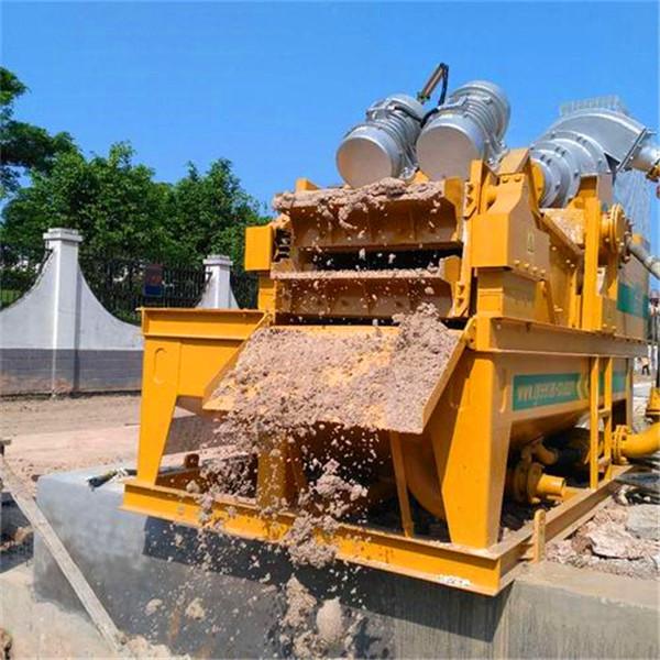 选矿渣浆分离设备操作规程