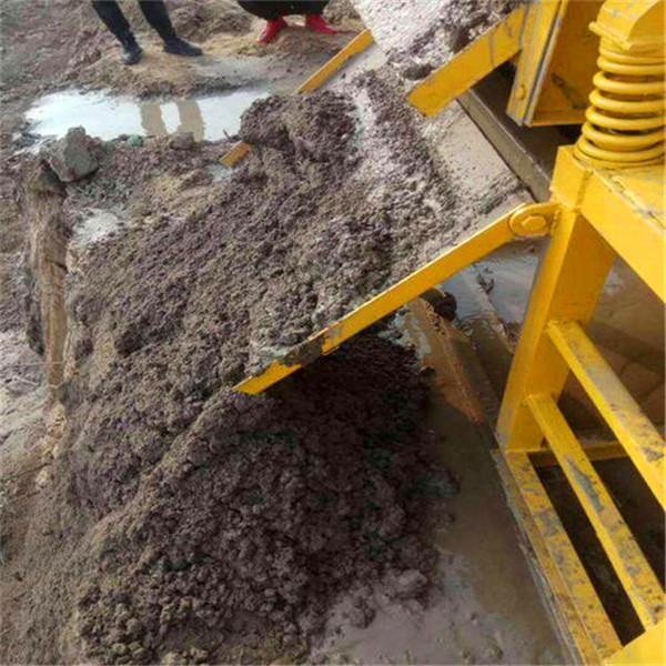 打桩 砂石脱水设备市场走向