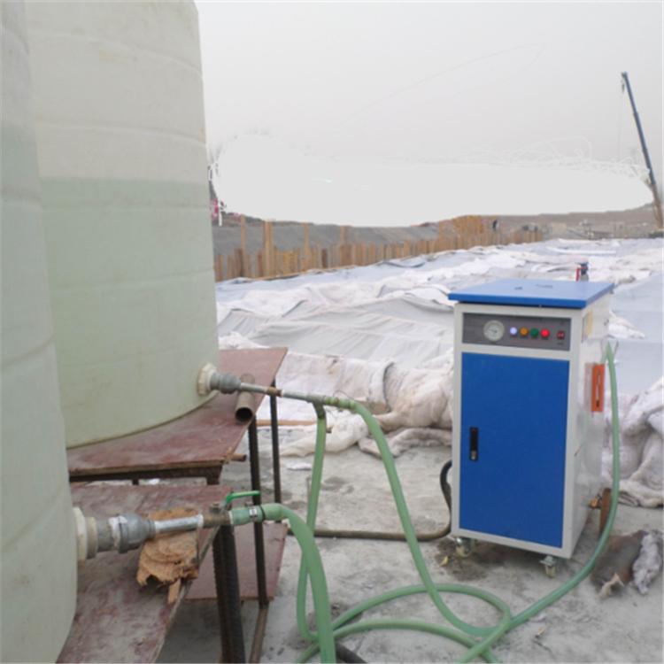广东湛江混凝土蒸汽养护器燃油混凝土蒸养设备