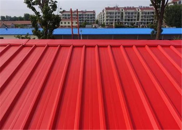 防城港彩钢瓦翻新喷漆精心打造