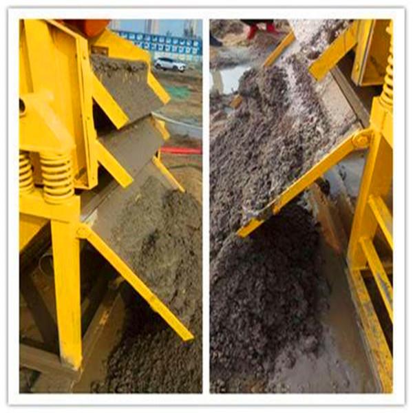 连续墙工程泥沙脱水装置当地经销商