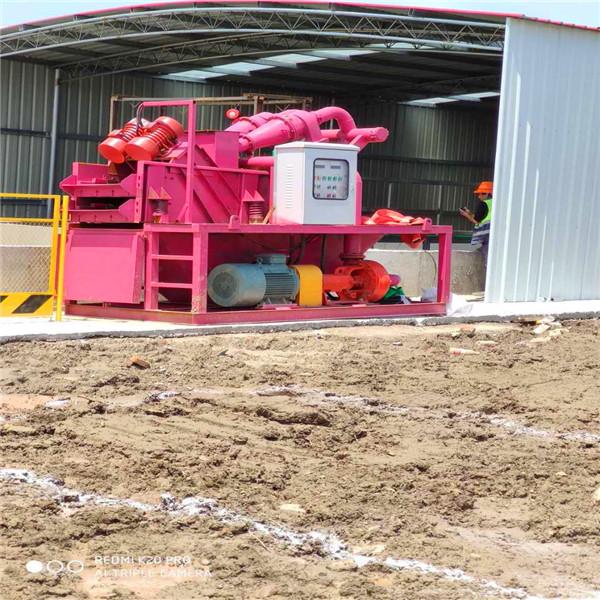 城建灌注桩工程污水净化器厂家直销