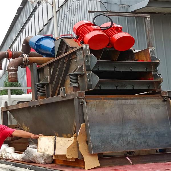 盾构砂石脱水器实体厂家