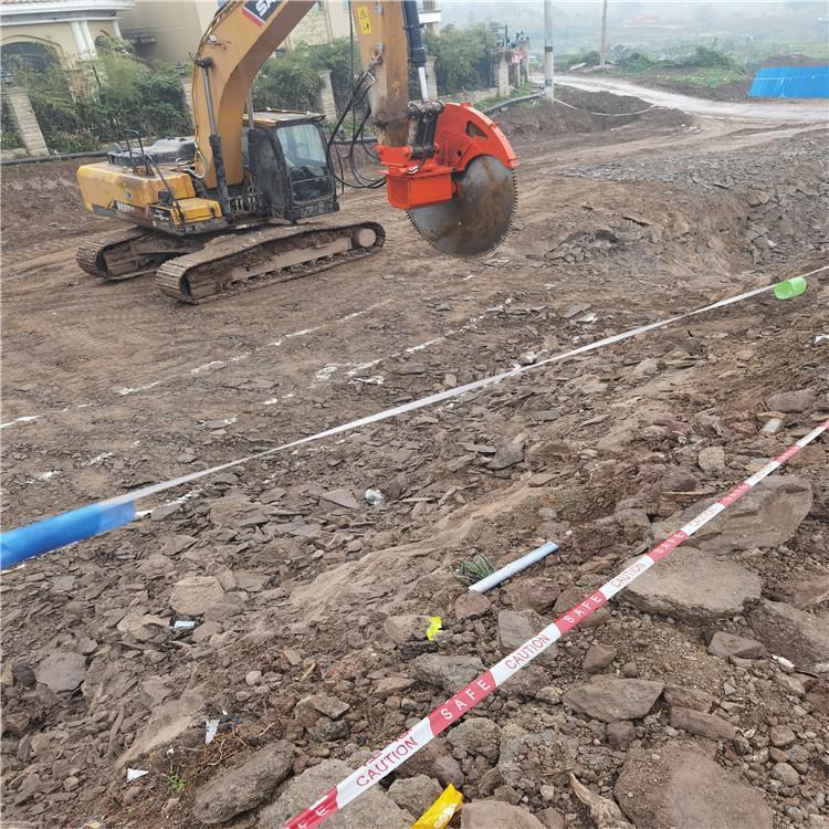 山西朔州4米直径圆盘锯2021图片