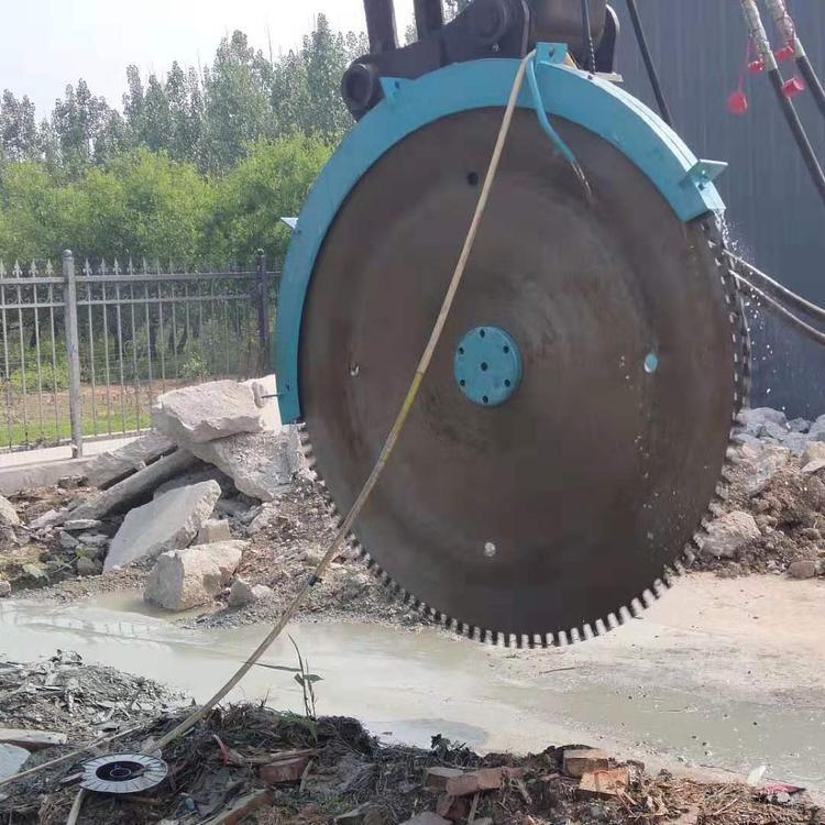 规格山西朔州岩石开采混凝土拆除机械