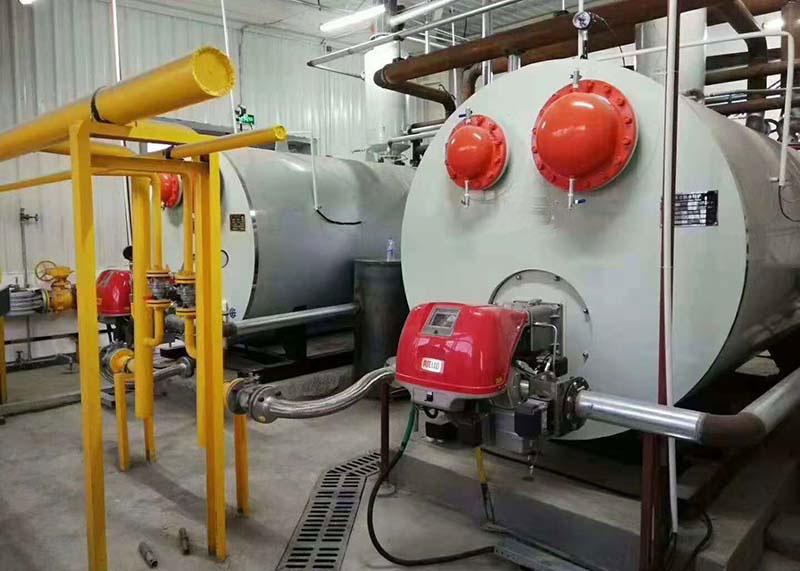 通辽-0.3吨0.5吨0.7吨1吨超低氮燃气蒸汽锅炉--厂家直销-现货供应