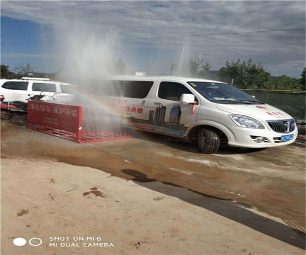 凉州工程车辆洗车台.凉州轮胎清洗装置