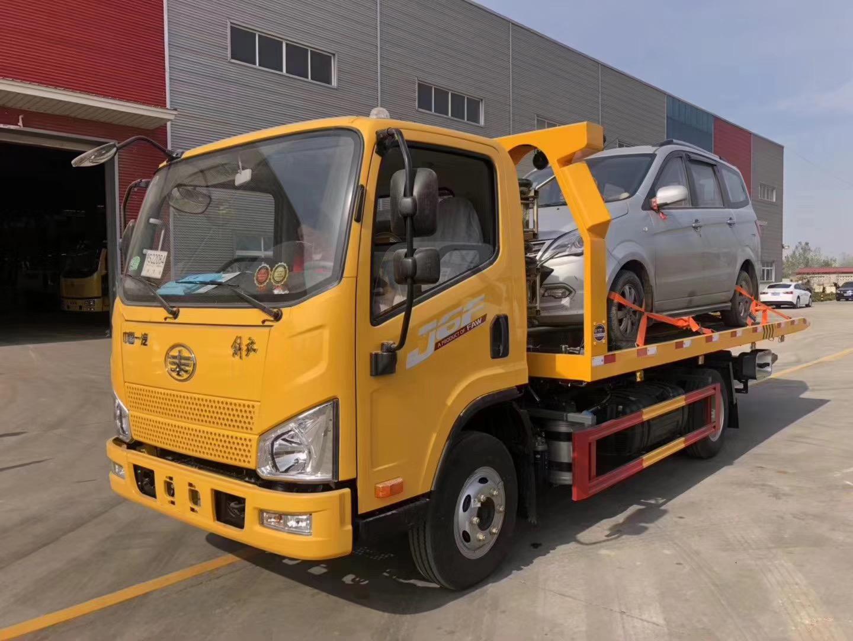 国六东风多利卡救援拖车销售上牌公司