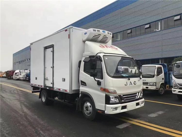 湘潭东风多利卡4米多雪糕配送车厂家直供