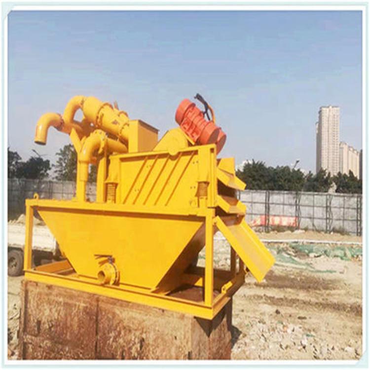 河道管桩工程泥沙处理装置价格