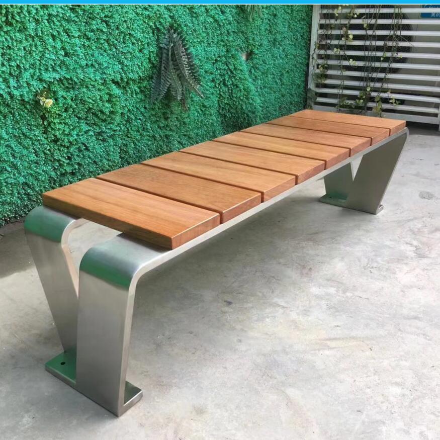 淮南菠萝格公园椅厂家直销——批发定制