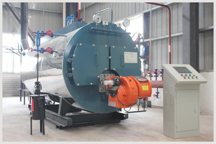 辽宁6吨低氮燃气蒸汽锅炉--厂家 售后无忧
