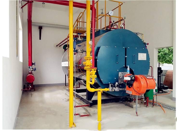 甘肃10吨低氮天然气蒸汽锅炉--每小时成本多少