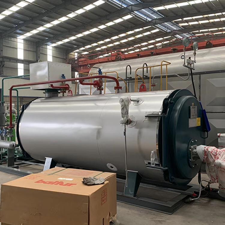 安徽6吨超低氮燃气锅炉--厂家直销_价格优惠