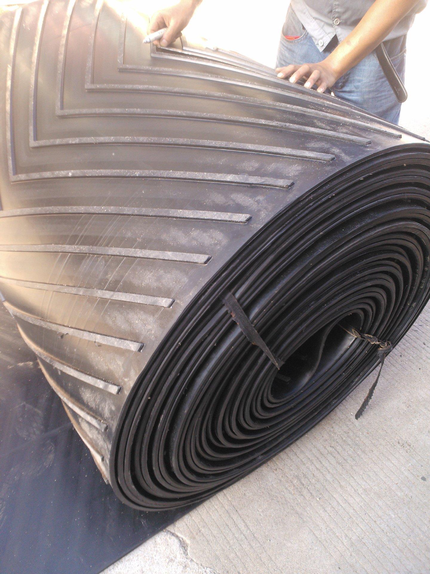 海南尼龙人字橡胶输送带价格——批发定制