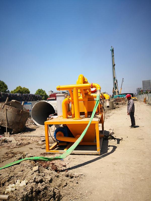 许昌盾构灌注桩砂石脱水设备厂家电话
