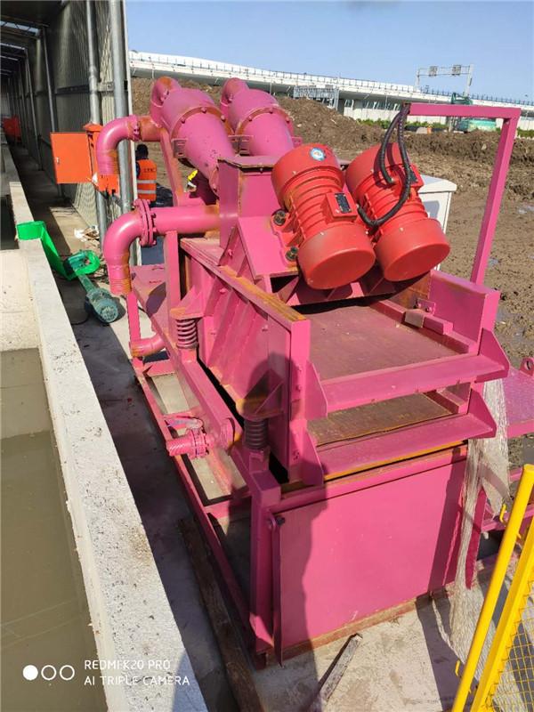 铜陵路桥灌注桩工程渣浆过滤器产品介绍