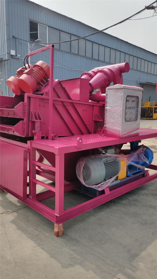 和田地区建筑管桩污水过滤设备产品介绍