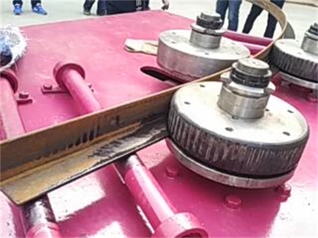 WGJ-300型液压冷弯成型机折弯机日喀则品牌